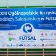 XXIII Ogólnopolskie Igrzyska Młodzieży Salezjańskiej w FUTSALU