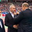 """Medale PZPS """"Za wybitne zasługi w rozwoju Piłki Siatkowej"""""""