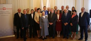 Minister Sportu i Turystyki Witold Bańka przyjął SALOS RP.