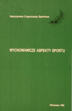 Wychowawcze aspekty sportu